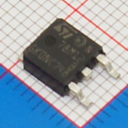 L78M12ABDT-TR|ST意法半导体|IC REG LDO 12V 0.5A DPAK
