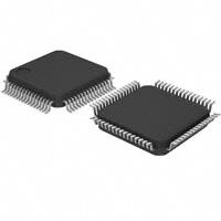 STM8AF52A9TDY ST意法半导体 MCU 8BIT 128KB FLASH 64-LQFP