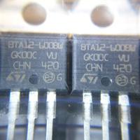 BTA12-600BWRG|ST意法半导体|TRIAC ALTERNISTOR 600V TO220AB