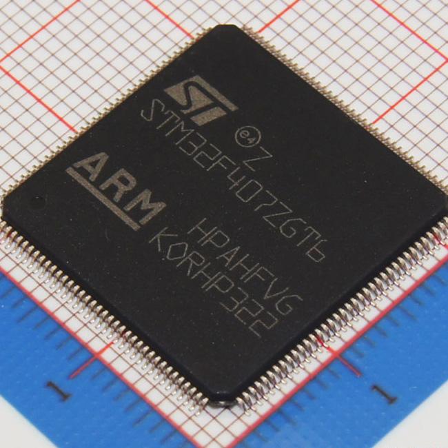 STM32F407ZGT6|ST意法半导体|IC MCU 32BIT 1MB FLASH 144LQFP